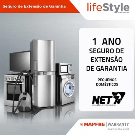 Seguro de Extensão de Garantia MAPFRE 3 Anos Electrodomésticos até 200 Euros
