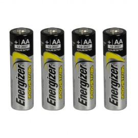 Energyser 4XBATT-LR06 Pilha LR03 1.5V Alcalina AAA 4 Unidades