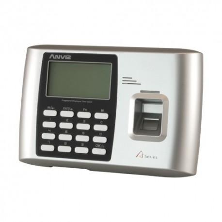 Anviz A300-WIFI Terminal de Controlo de Presença Impressões Digitais Cartões RFID e Teclado