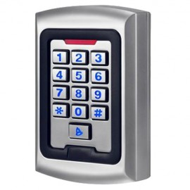 Oem AC102 Controlo de acesso autónomo para interior Acesso por teclado e EM RFID
