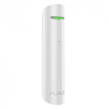 Ajax AJ-GLASSPROTECT-W Detector de Rotura de Vidro Sem Fios 868 MHz Jeweller Branco - 0856963007118