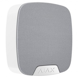 Ajax AJ-HOMESIREN-W Sirene para Interior Sem Fios 868 MHz Jeweller Branco - 0856963007286