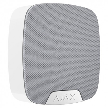 Ajax AJ-HOMESIREN-W Sirene para interior Sem fios 868 MHz Jeweller
