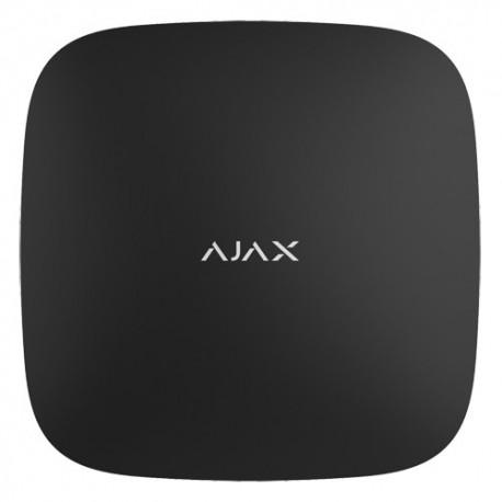 Ajax AJ-HUB-B Central de Alarme Profissional Certificado Grau 2 Preto - 0856963007088