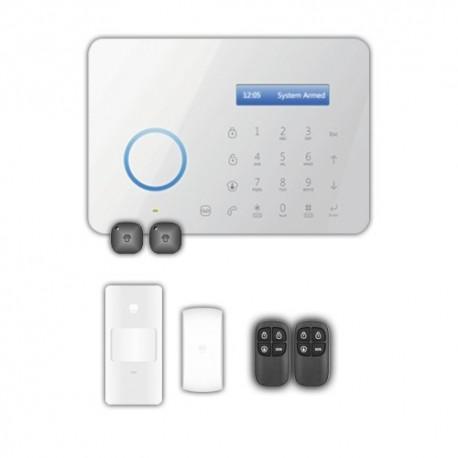 Chuango B11 Kit de Alarme Doméstico Painel Táctil LCD e Módulo GSM/PSTN - 8435325411149