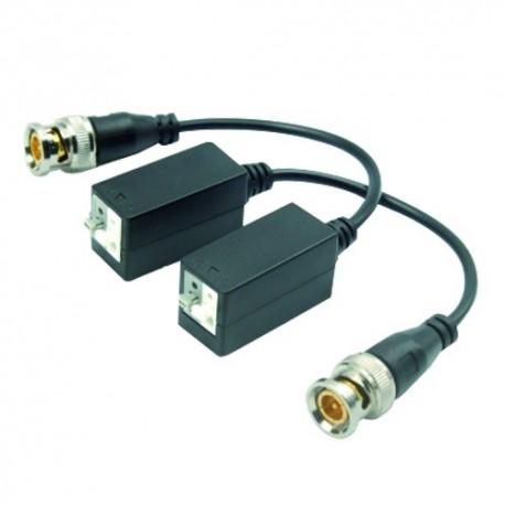 Safire BA610-HAC Transceptor Passivo por Par Trançado Optimizado para HDTVI e HDCVI - 8435325417653