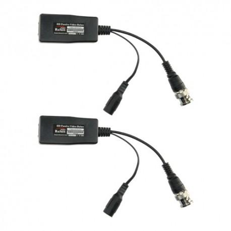 Safire BA621P-HAC Transceptor Passivo por Par Trançado Optimizado para HDTVI e HDCVI - 8435325410821