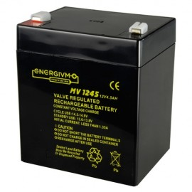 Oem BAT1245-MV Bateria recarregável Chumbo-ácido