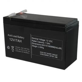 Oem BAT1270 Bateria Recarregável Chumbo-Ácido 12V 7Ah - 8435325426327