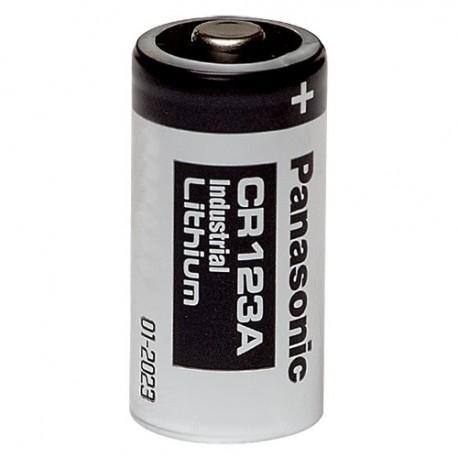 Panasonic BATT-CR123A Pilha CR123A 3.0 V Li-Ion - 5410853017097