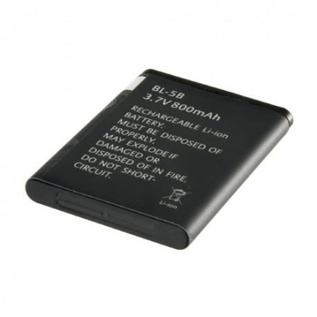 Chuango BL-5B Bateria de Apoio Recarregável 3.7V 800mAh Li-Ion - 8435325405452