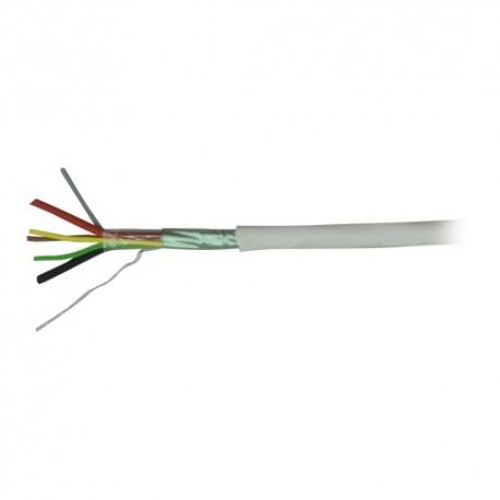 Oem CA4P2-100-H 4 Condutores de Sinal + 2 de Alimentação Condutor Cobre Electrolítico Flexível