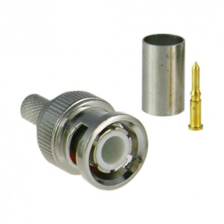 Safire CON110 Conector BNC para Cravar - 8435325409023
