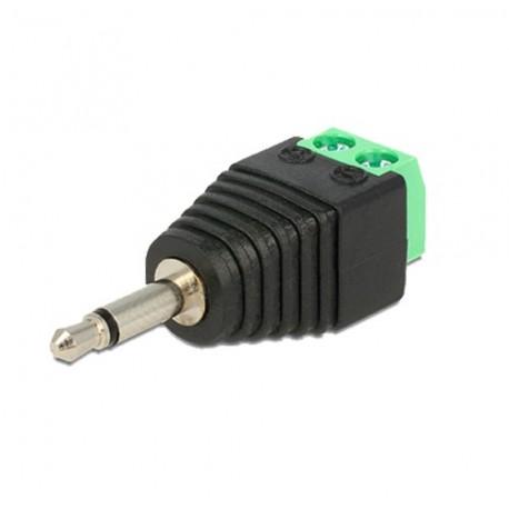 Safire CON297 Conector Jack 3.5 mm Mono - 8435325415376