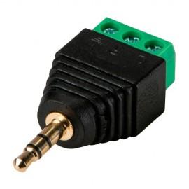 Safire CON298 Conector Jack 3.5 mm Estéreo - 8435325415369