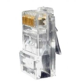 Oem CON300-CAT6 Conector RJ45 CAT6 para Cravar - 8435325426891