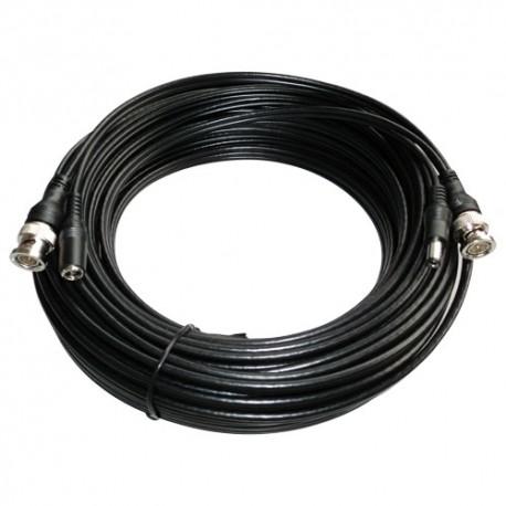 Safire COX30 Cabo Combinado RG59 + DC Conector BNC - 8435325413679