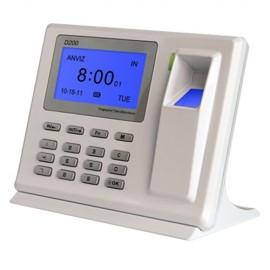 Anviz D200 Terminal de Controlo de Presença Impressões Digitais e Teclado