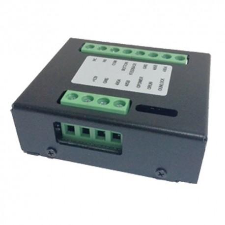 Branded DEE1010B Módulo de extensão Branded Controlo para segunda porta