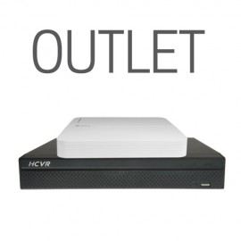 Oem DHI-HCVR5404L-V2 Videogravador Digital HDCVI 4 CH HDCVI 4 CH Áudio 2 CH IP