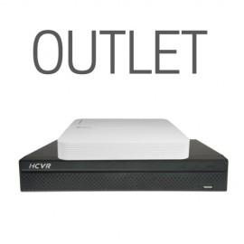 Oem DHI-HCVR5804S-V2 Videogravador digital HDCVI 4 CH HDCVI / 4 CH Áudio / 2 CH IP