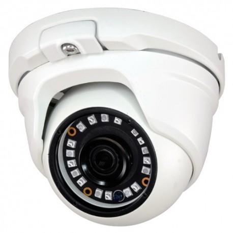 Oem DM942IB-4N1 Câmara dome Gama 720p ECO 4 em 1 (HDTVI / HDCVI / AHD / CVBS)