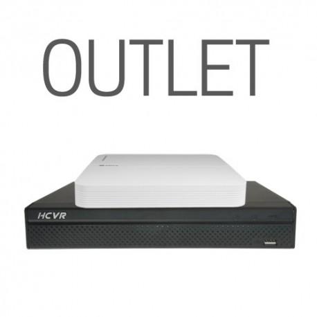 Oem DVR16HETO1 Videogravador CVBS 16 CH Vídeo 16 CH Áudio - 1000017903312
