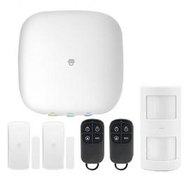 Chuango H4PLUS Sistema de alarme e Smart Home Painel com módulo Wi-fi e GSM