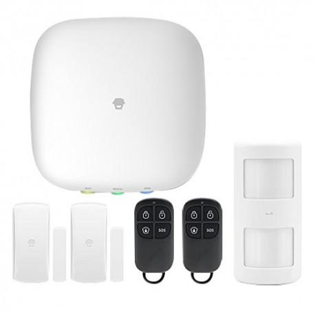 Chuango H4PLUS Sistema de Alarme e Smart Home Painel com Módulo Wi-fi e GSM - 8719325039139