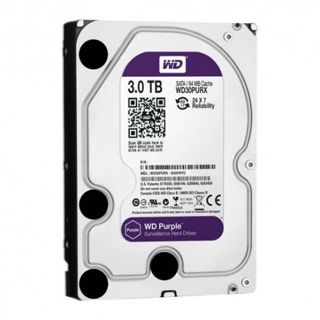 Western Digital HD3TB Disco Rígido 3TB - 8435325402574