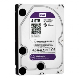 Western Digital HD4TB Disco Rígido 4TB - 0718037823317