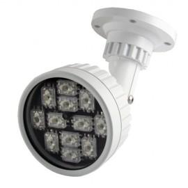 Oem IR100 Foco Infravermelhos de Alcance 100m Iluminação por LEDs - 8435325402789