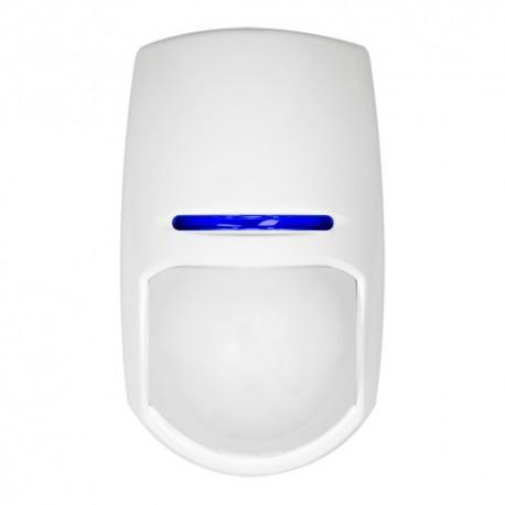 Pyronix KX12DT-WE Detector PIR Dupla Tecnologia Apto para Uso em Interiores