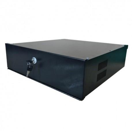 Oem LOCK Box -4U Caixa Metálica Fechada para DVR Específico para CCTV - 8435325423821