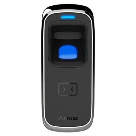 Anviz M5 Leitor Biométrico Autónomo Impressões Digitais e RFID - 8435325409825