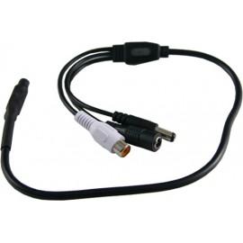 Oem MIC01 Microfone Externo Universal para qualquer Câmara - 8435325403144
