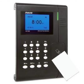 Anviz OC180 Terminal de Controlo de Presença Cartões RFID e Teclado