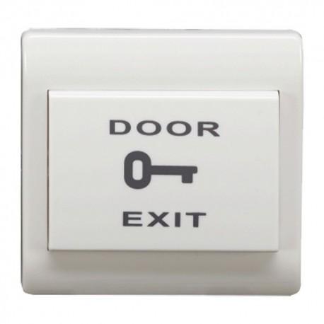 Oem PBK-812D Botão de Libertação de Porta Dupla Função NO/NC - 8435325422558