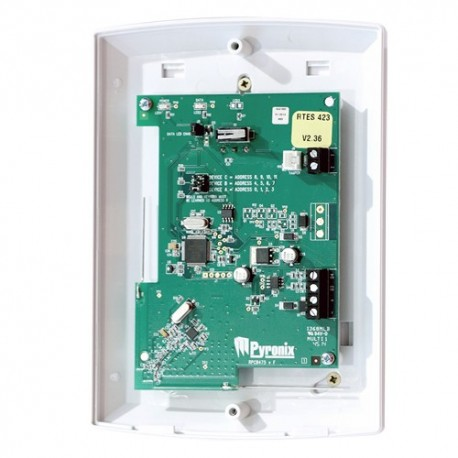 Pyronix PCX-RIX32-WE Expansor Sem Fios Certificado Grau 2 - 8435325416946