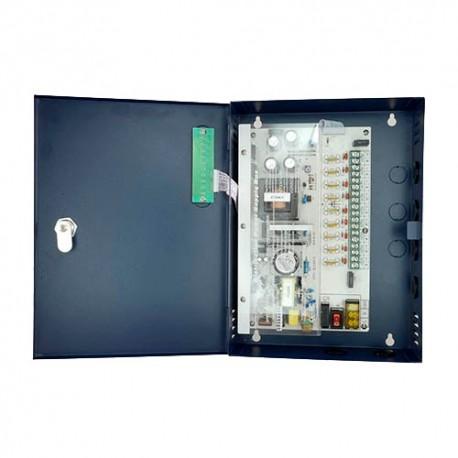 Oem PD-120-9 Caixa de Distribuição de Alimentação 1 Entrada 9 Saídas AC 110V 220V - 8435325412306