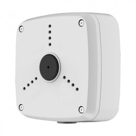 Branded PFA122 Caixa de Conexões para Câmaras Compactas ou Domes Branco - 8435325411330