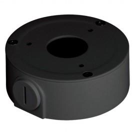 Branded PFA134-B Caixa de Conexões para Câmaras Dome Preto - 8435325426051