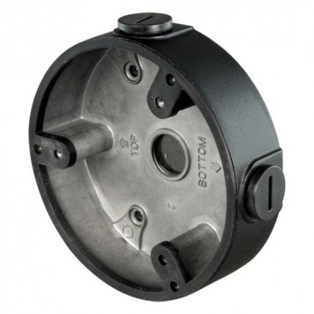 Branded PFA137-B Caixa de Conexões para Câmaras Dome Preto - 8435325426068