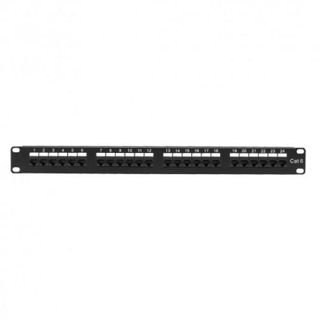 Oem PP-24 Patch Painel de 24 Portas UTP/RJ45 Formato Rack - 8435325423777