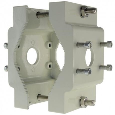 Oem SP802 Suporte para Mastros/Postes Intervalo Diâmetro 60 a 110 mm Branco - 8435325405339