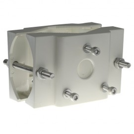 Oem SP804 Suporte para Mastros/Postes Intervalo Diâmetro 60 a 110 mm Branco - 8435325423197