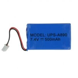 Chuango UPS-A890 Bateria de Apoio 7.4V 500mAh Litio - 8435325404271