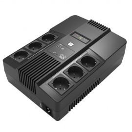 Kstar UPS800VA-6 SAI Monofásico Potência 800VA 480W - 8435325426372