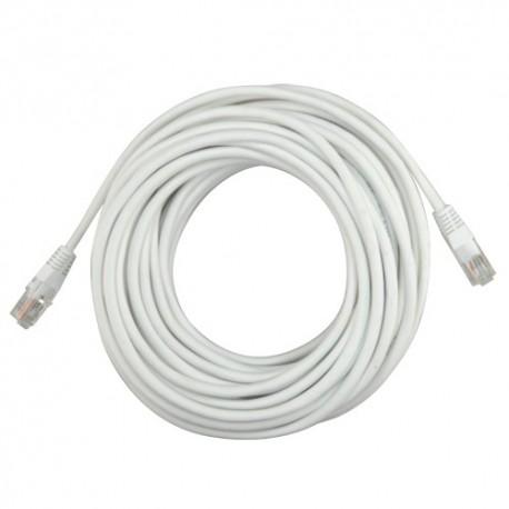 Oem UTP1-10W Cabo UTP Ethernet 10 Metros Branco - 8435325426525