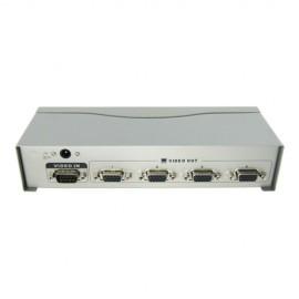 Oem VGA-SPLITTER-4 Multiplicador de sinal VGA 1 entrada VGA